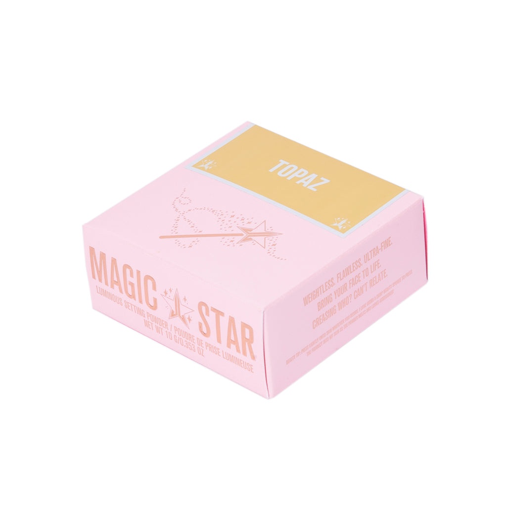 Jeffree Star Cosmetics Magic Star Luminous Setting Pudder - Topaz 10g