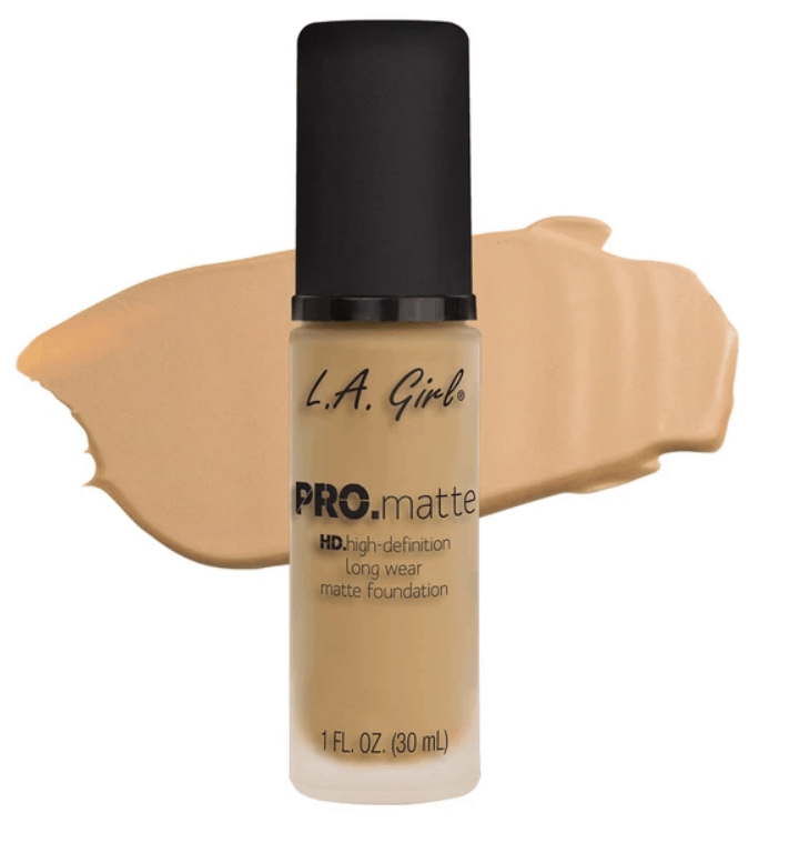 La.Girl-matte-foundation-baige