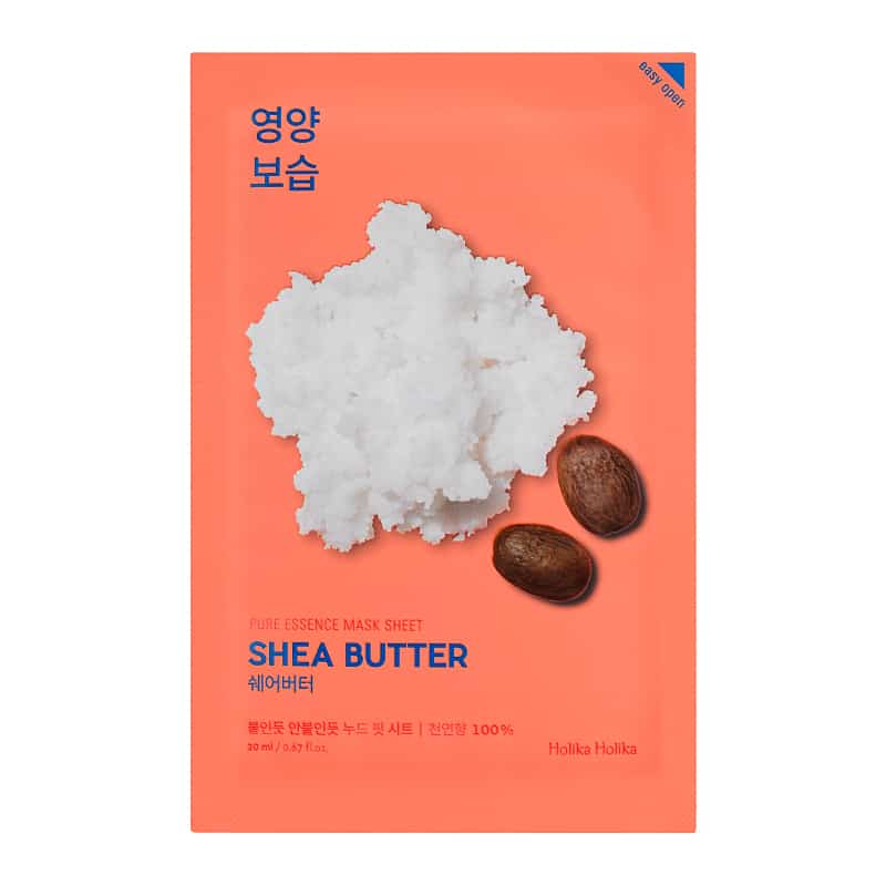 Holika-holika-pure-essence-mask-sheet-shea-butter