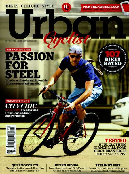 URBAN CYCLIST 953 REVIEW