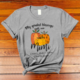 My Greatest Blessings Call Me Mimi | T-Shirt