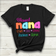 Blessed Nana Art - T Shirt