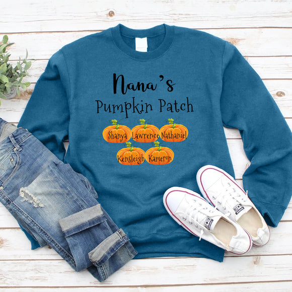 Grandma's Pumpkin Patch | Sweatshirt