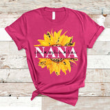 Nana Sunflower | T-Shirt