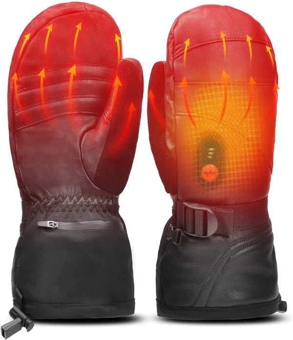 Heated Gloves S38 | Day Wolf