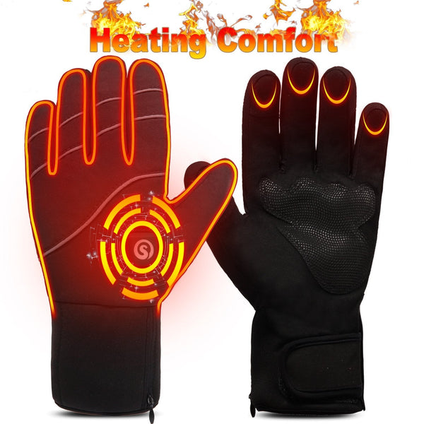 Heated Gloves S21 | Day Wolf