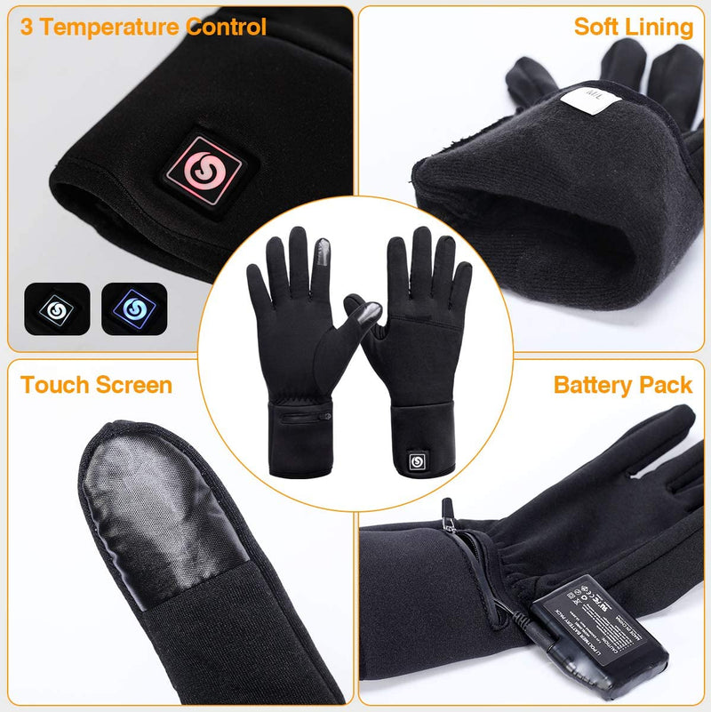Heated Gloves SDW01 | SAVIOR