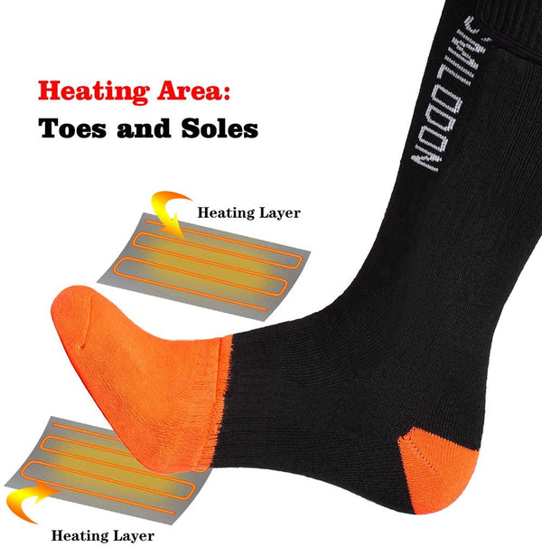 Heated Socks SMS01 |  SMS01