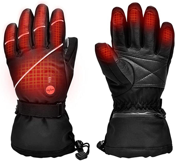 Heated Gloves SD15 | Snow Deer