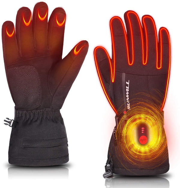 Heated Gloves SW02 | Sun Will