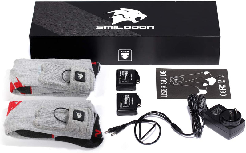 Heated Socks SMS03 | Smilodon