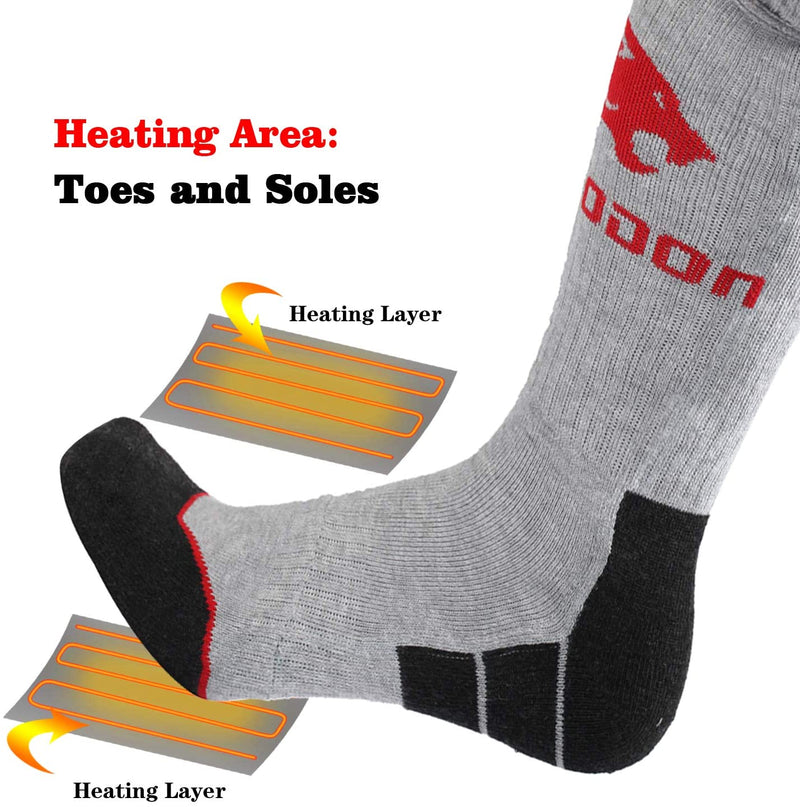 Heated Socks SMS03 | SMS03