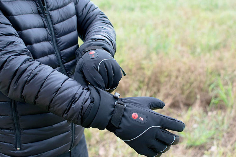 Heated Gloves S66B | Smilodon