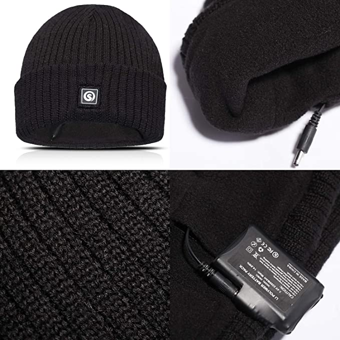 Heated Hat SHHB02 | Sun Will
