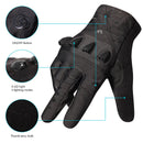LED Gloves SAR02  | Savior  -Black