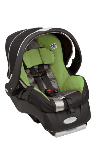 evenflo featherlite 400 stroller with embrace 35 car seat aloe green super discount daily. Black Bedroom Furniture Sets. Home Design Ideas