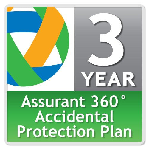 Assurant 360 3 Year Camera Accidental Damage Protection