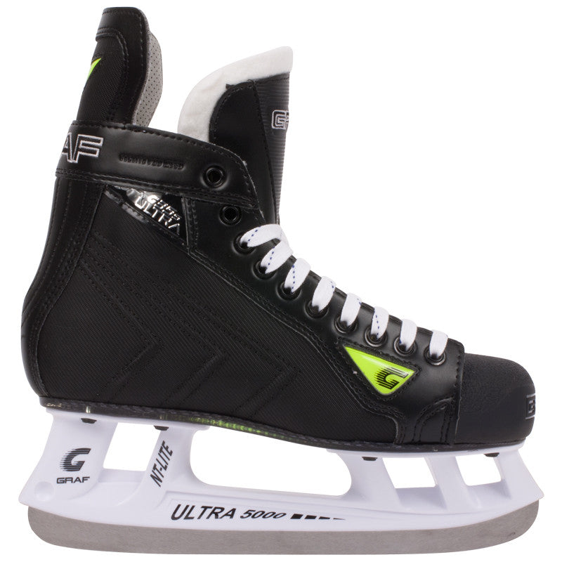 Graf ultra g35s sr ice hockey skates super discount daily for Graf custom homes