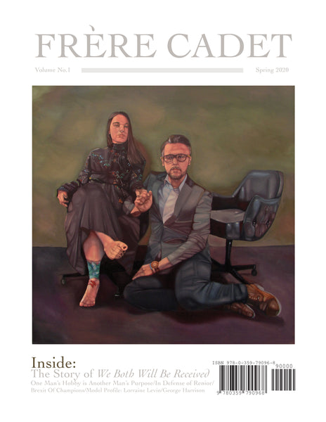 Donate An Issue Of Frère Cadet To An Arts Organization