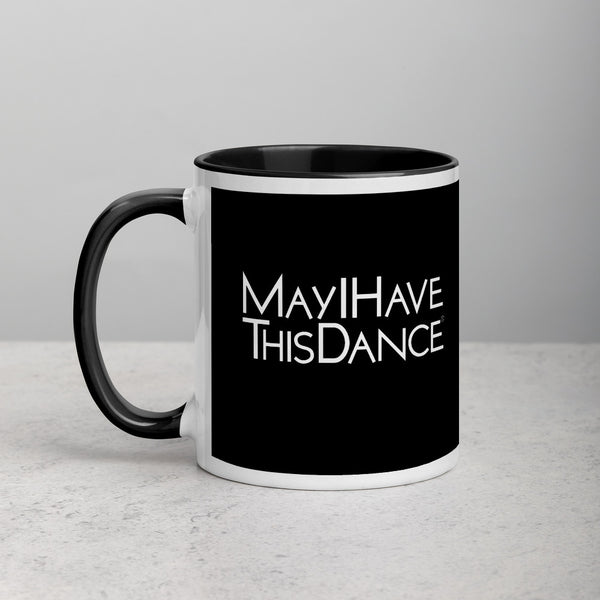 MayI Logo Mug with Color Inside