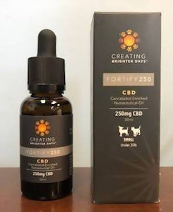 Creating Brighter Days CBD Oil - 250mg
