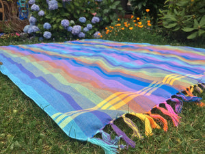 Throw, Beach Blanket, Table Cloth
