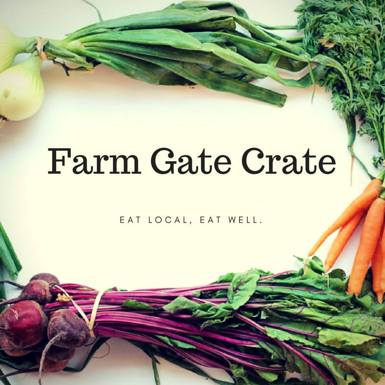 Farm Gate Crate