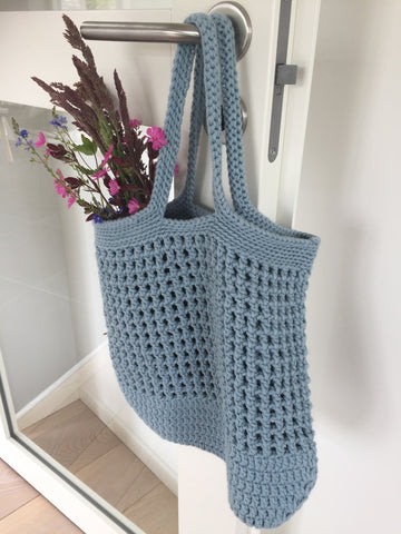 Crochet Bag by ByLohn