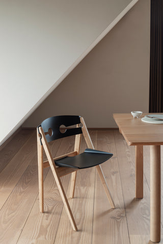 Dining Chair no 1 Black