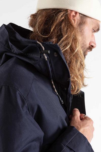 The Jacket by Jecky Beng  ( Dark Navy)