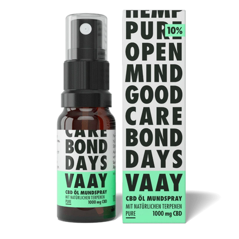 VAAY Mouthspray | 10% 10 ml