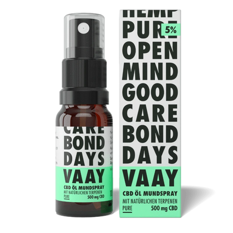 VAAY Mouthspray | 5% 10 ml