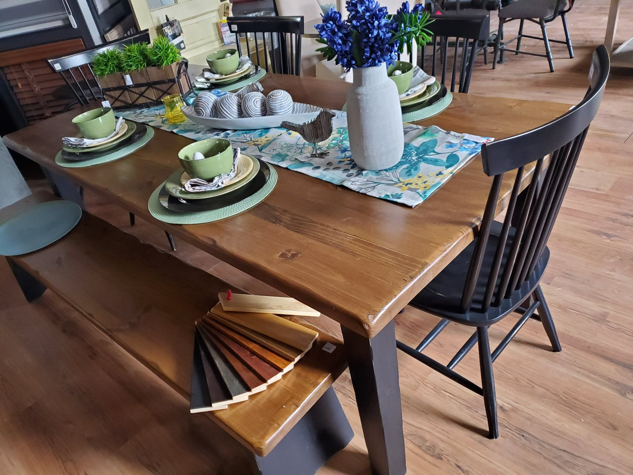 Rustic Dining Table Low S Furniture