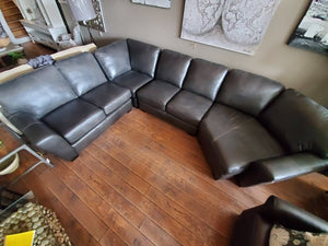 Trendline / Leatherbrand #L5101 Custom Sectional