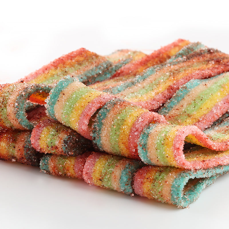 Li Hing Rainbow sour Belts