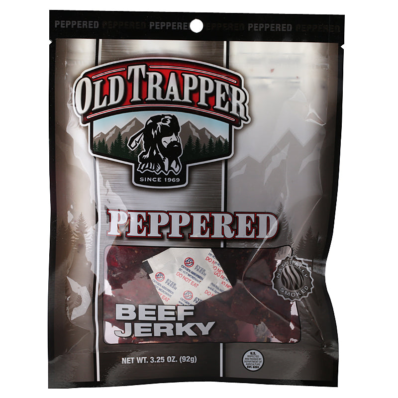 Oberto Peppered Beef Jerky