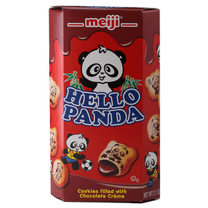 Hello Panda(with Chocolate Creme)