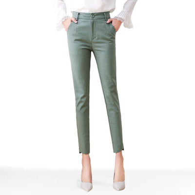 chino grande taille femme
