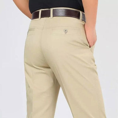 Pantalon Chino Ivoir Droit