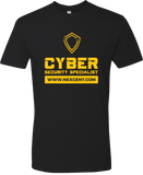 Black Shirt - Yellow CSS