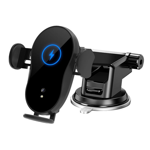 Fast-Charging Car Phone Holder