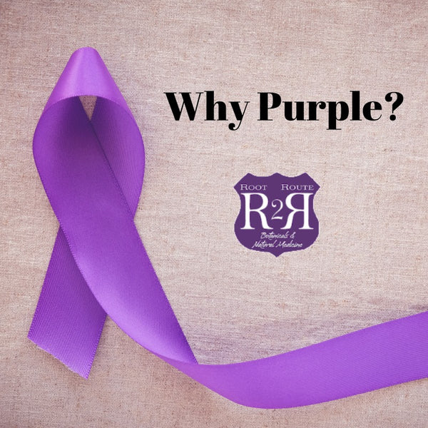 TBT Chapter 2 - My Story - Why Purple?