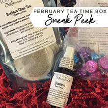 Load image into Gallery viewer, February Tea Time Subscription Box