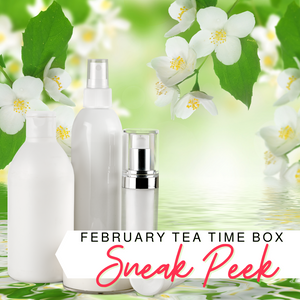 February Tea Time Subscription Box
