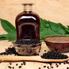 Load image into Gallery viewer, DIY Elderberry Elixer