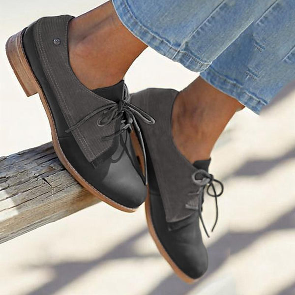 Women Casual Lace up Ankle Boots