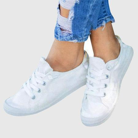 Casual Comfort Lace Up Shoes