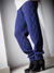 WOMEN DRAWSTRING KNITTED SOLID CASUAL SWEATER PANTS
