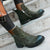 Large Size Fashion New Non-slip Wearable Women's Vintage Boots