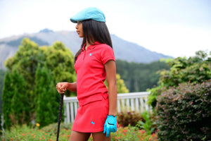 Girls Clothing: We carry vibrant sportswear for athletic girls in tennis, golf, swimming and yoga.